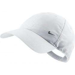 CZAPKA czapeczka Z DASZKIEM NIKE 340225-100 biała