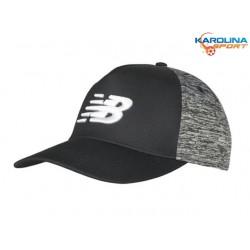 CZAPKA czapeczka Z DASZKIEM NEW BALANCE (MH734104BK)