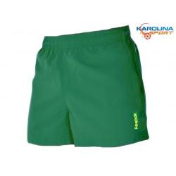 SPODENKI REEBOK SZORTY basen (AK1401) zielone