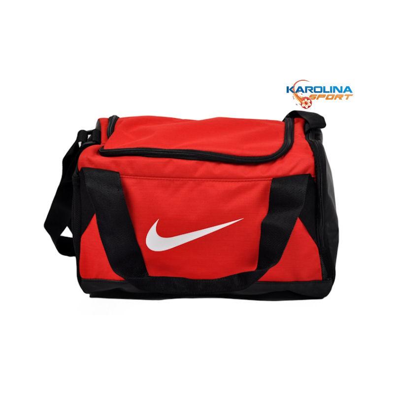 85b4be53220df TORBA NIKE mała TRENINGOWA (BA5432-657) XS czerwona sportowa na ...