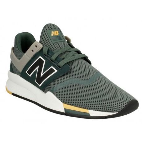 najlepsza wartość na sprzedaż online wiele stylów BUTY męskie NEW BALANCE 247 (MS247FA) lekkie sportowe khaki