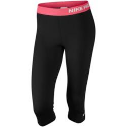 LEGINSY spodnie NIKE 589366-014 getry czarne