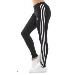 LEGINSY spodnie ADIDAS AJ8081 getry czarne