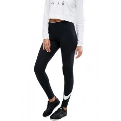 LEGINSY spodnie NIKE 815997-010 getry czarne