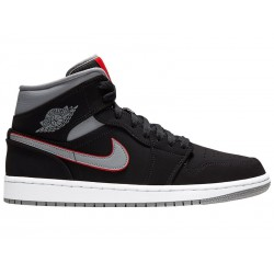 BUTY NIKE AIR JORDAN 1 MID GS (554725-060)