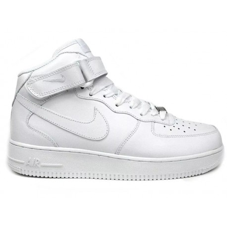 BUTY NIKE AIR FORCE 1 MID (GS) (314195-113)