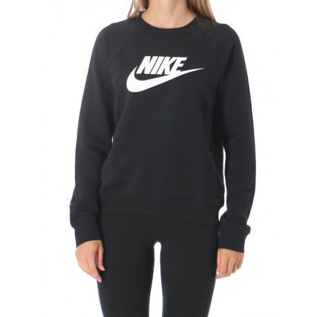 bluza adidas damska czarna bez kaptura