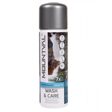 MOUNTVAL WASH&CARE 7618002315 do prania wodoodpornych tkanin HIGH TECH