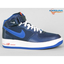 BUTY NIKE AIR FORCE 1 MID (GS) (314195-412) JUNIOR