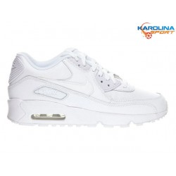 BUTY NIKE AIR MAX 90 LTR (GS) (833412-100)