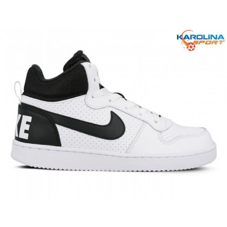 BUTY NIKE COURT BOROUGH MID GS (839977-101)