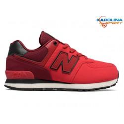 BUTY NEW BALANCE czerwone 574 (KL574YIG)